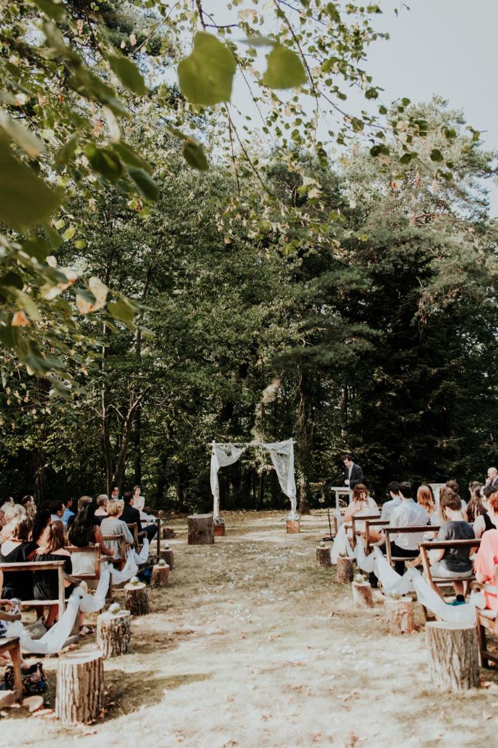 Un mariage de rêve au Domaine du Castelet dans le Tarn